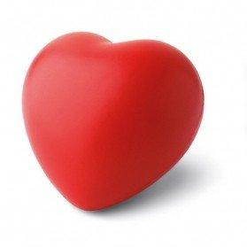 Antiestrés forma de corazón Lovy