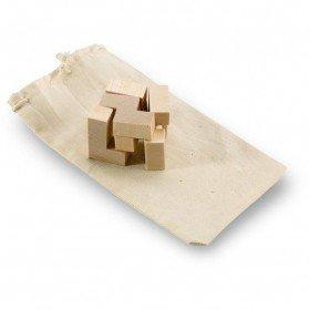Puzzle de madera en bolsa Trikesnats