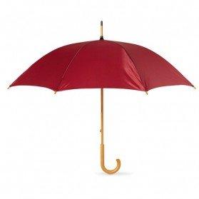 Paraguas con mango de madera Cala