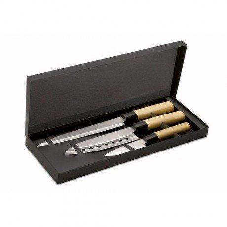 Set cuchillos estilo Japonés Taki