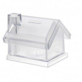 Casa hucha de plástico Mybank