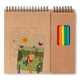 Cuaderno para colorear Colopad