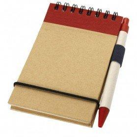 Bloc de notas con bolígrafo Zuse
