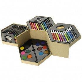 Set para colorear de 52 piezas Moldavia