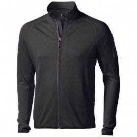 Chaqueta de Power Fleece de cremallera Mani
