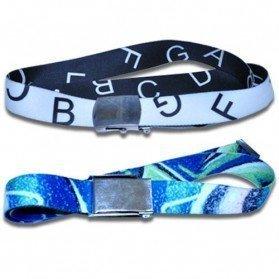 Cinturón personalizado
