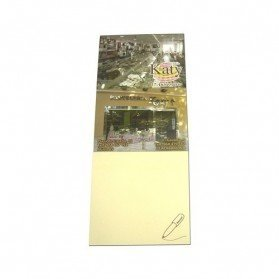 Postal Notas Adhesivas