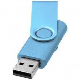 Memoria USB metálica Rotate