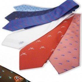 Corbata personalizada Seda 100%