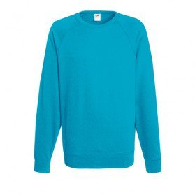 Sudadera Fruit of the Loom Lightweight Raglan