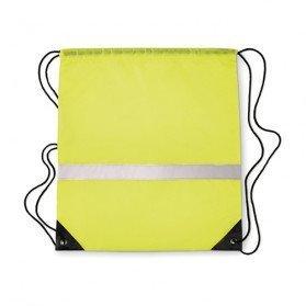 Bolsa de cuerdas reflectante Stripe