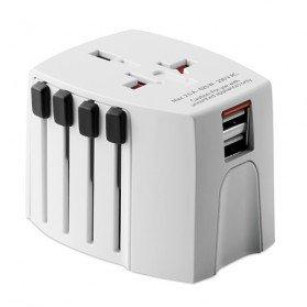 Adaptador de viaje MUV USB 2