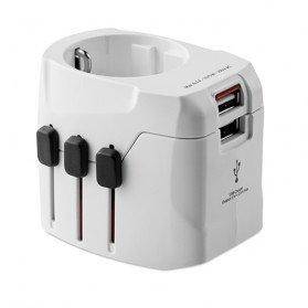 Adaptador de viaje PRO Light USB