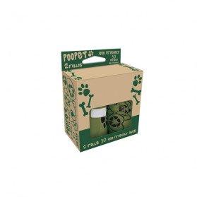 Caja de bolsas Eco-Friendly Poopet